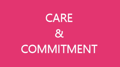Care & Commitment